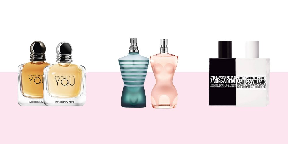 difference parfum homme femme